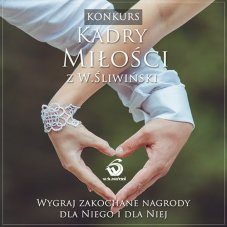 Banner W. Śliwiński – Konkurs Kadry miłości