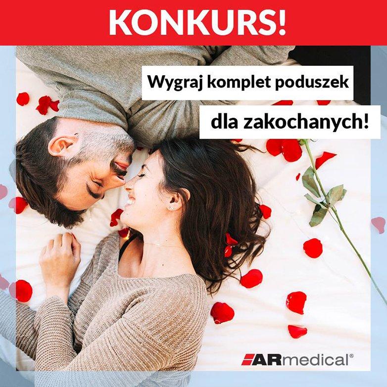 Banner Armedical – Konkurs dla zakochanych